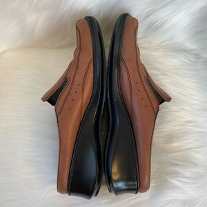 Naturalizer Shoes - Naturalizar Women's Mule Brown Leather Loafer